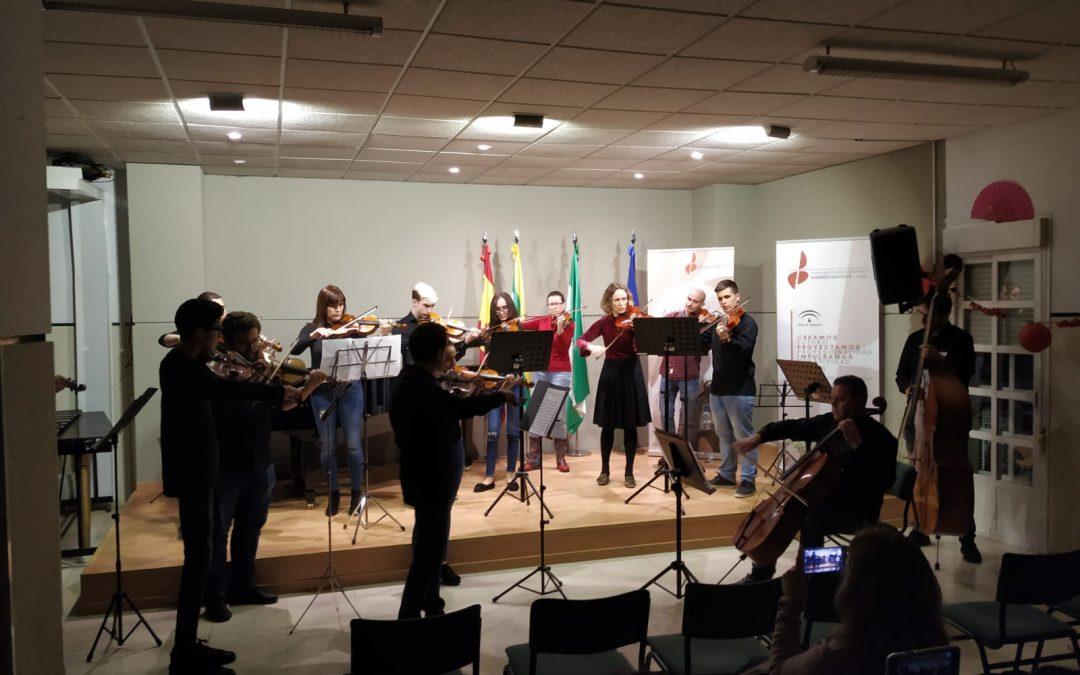 El Conservatorio de Linares vuelve al Pósito en Navidad