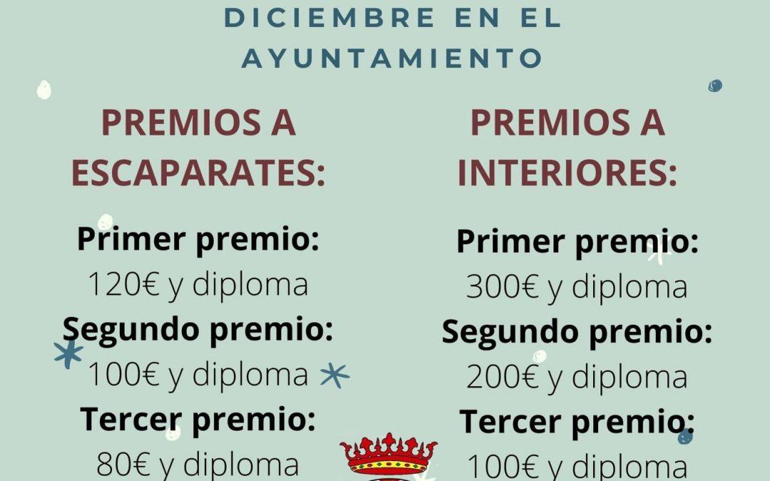 Un concurso para realzar la Navidad en Castillo de Locubín