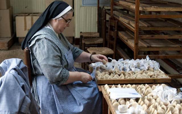 Los dulces conventuales vuelven a Martos por Navidad