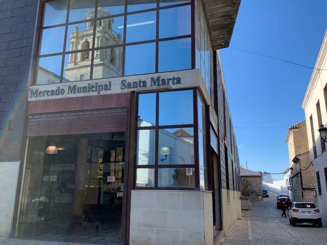 El Mercado de Santa Marta abrirá el próximo fin de semana