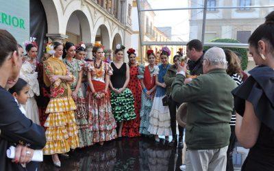 La moda flamenca de Andújar y comarca saldrá a la calle el próximo sábado para pedir ayudas al sector