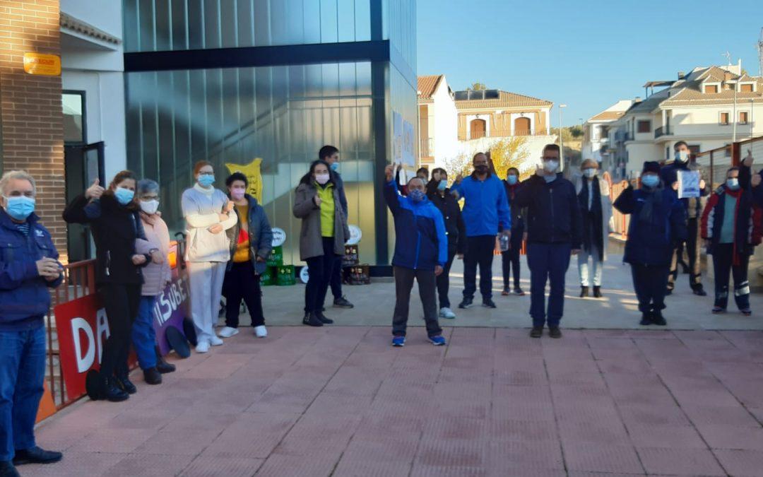 El centro 'San Pablo' conmemora el Día de las Personas con Discapacidad