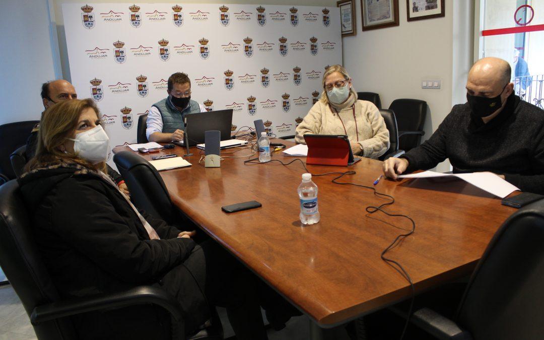 Andújar pone en marcha el protocolo para atender a los trabajadores temporeros