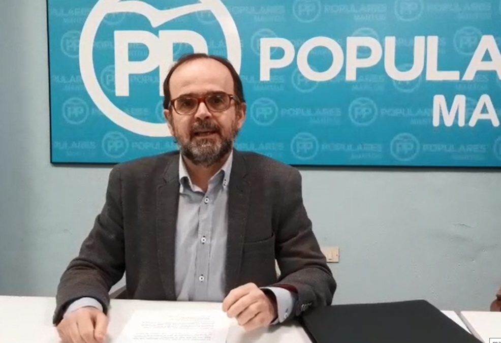 El PP de Martos insta al Gobierno Central a ayudar a pymes y autónomos