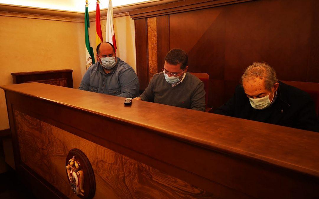 Convenios para el empleo y el fomento del comercio en Andújar