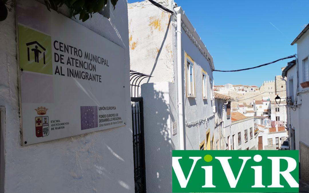 El albergue de temporeros de Martos cierra sus puertas