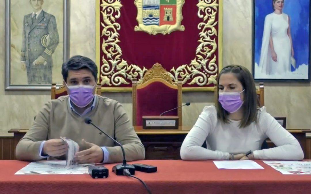 La concejalía de Festejos de Marmolejo anima a la participación en los concursos y actividades de la programación de Navidad