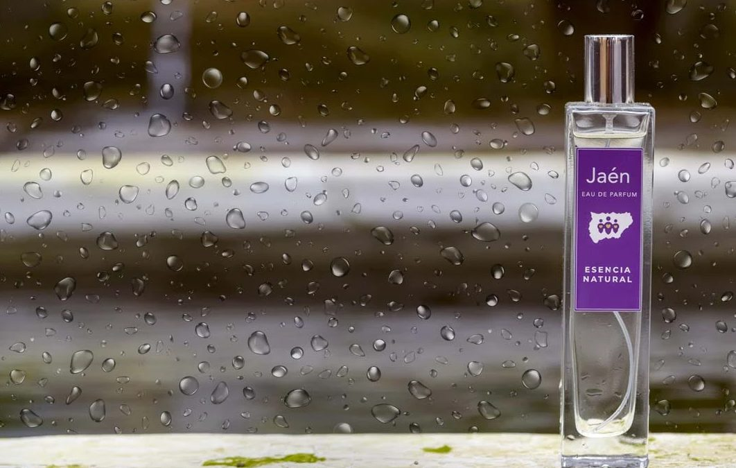 Lanzan un 'perfume jiennense' con aroma a las sierras de Cazorla