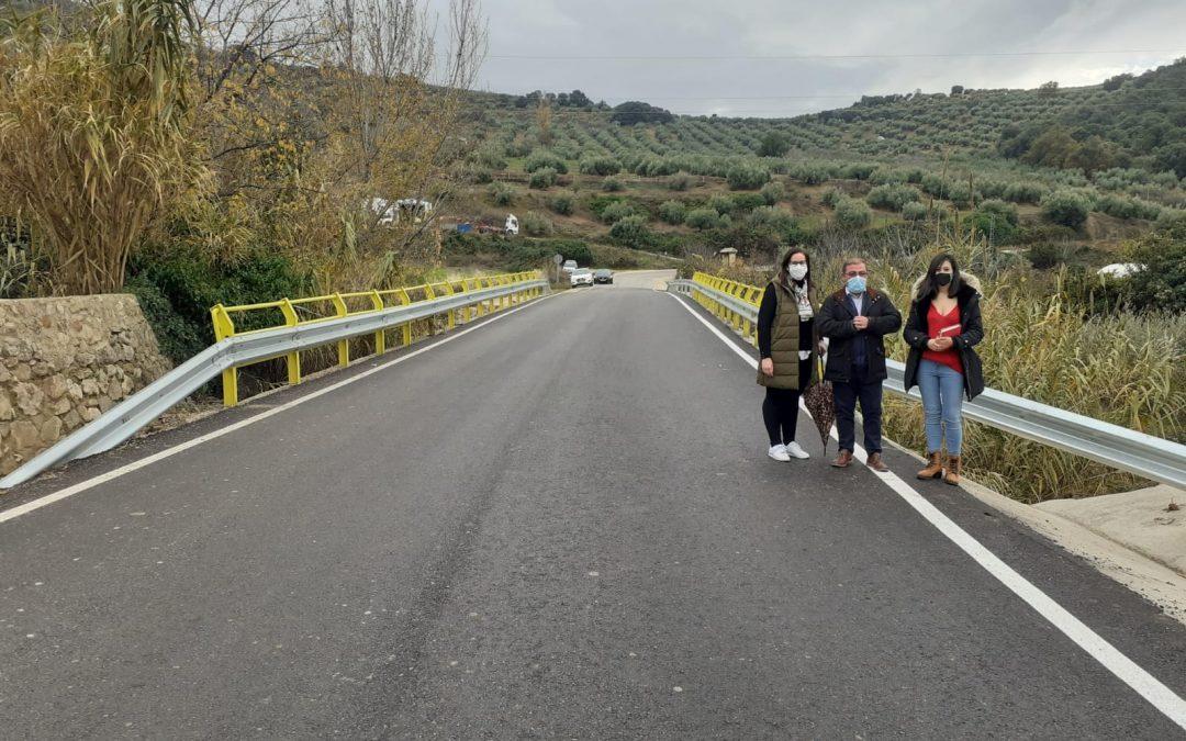 Casi medio millón de euros para el arreglo de la carretera entre Castillo y Fuensanta
