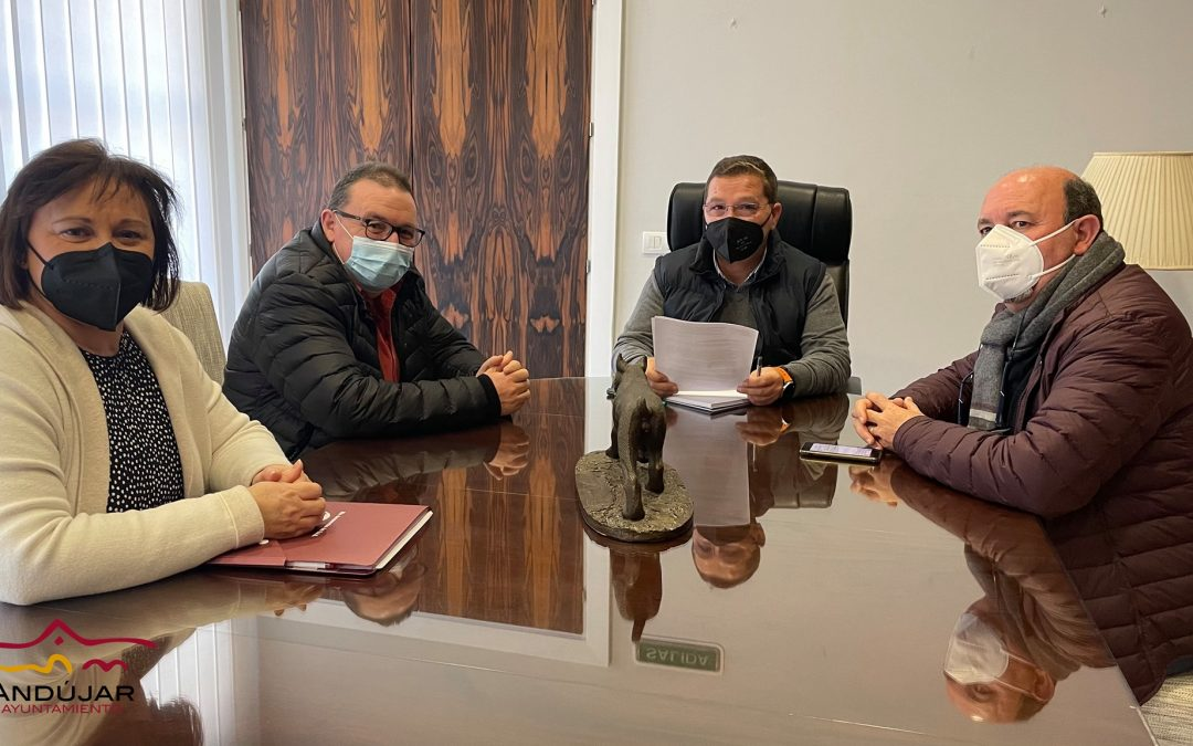 El próximo Pleno en Andújar abordará solicitar a la Junta la vacunación prioritaria del colectivo del servicio de Ayuda a Domicilio
