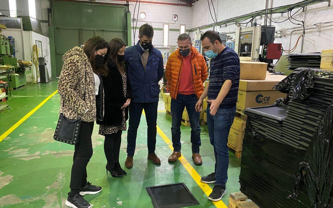 Siete autónomos de La Carolina se benefician de las ayudas de la Diputación provincial