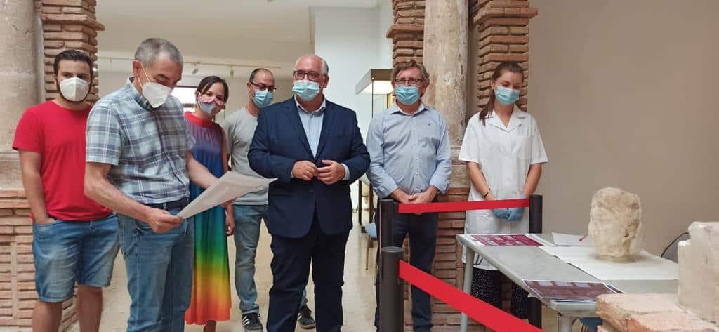 Nuevos fondos hallados en Cástulo pasan al Arqueológico de Linares para ampliar su exposición