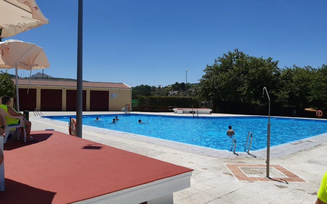 La piscina de Torredonjimeno será más accesible