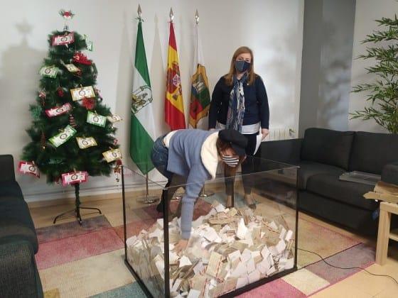 El Ayuntamiento de Marmolejo hace balance del apoyo al comercio local en Navidad
