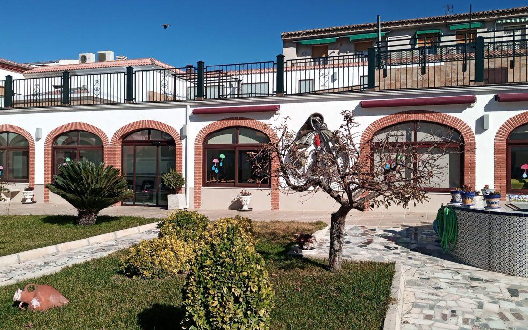 La residencia de mayores de Torredonjimeno impide un intento de estafa que intentaron cometer este lunes en el centro