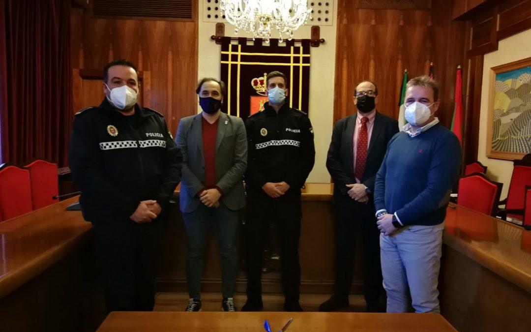 Refuerzos para la Policía de Torredelcampo