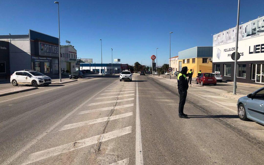 Torredonjimeno llega al fin de semana con una tasa de 570 casos por cada 100.000 habitantes