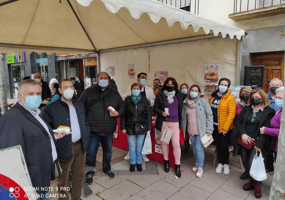 Valoración muy positiva de la campaña navideña en Andújar
