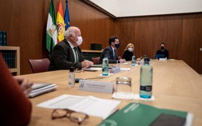 Cierre de la actividad no esencial en los municipios con una tasa por encima de mil en Andalucía