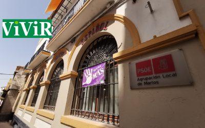 El PSOE de Martos considera insuficiente la subida en la hora del servicio de Ayuda a Domicilio
