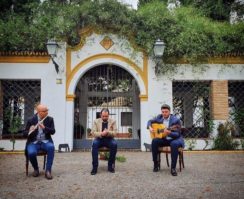 El guitarrista arjonero Javi Santiago estrena su tema Catafalco y Oro dedicado al torero Emilio de Justo