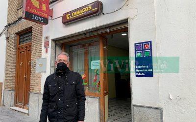 El segundo premio de la Lotería Nacional deja un pellizco en Torredonjimeno