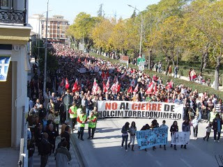 Holcim prepara un despido colectivo en Jerez