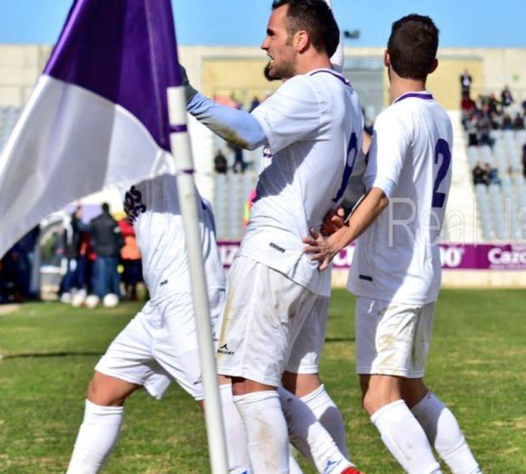 Miguel Montes estará listo para medirse al Real Jaén este domingo y Eric llegará la próxima semana