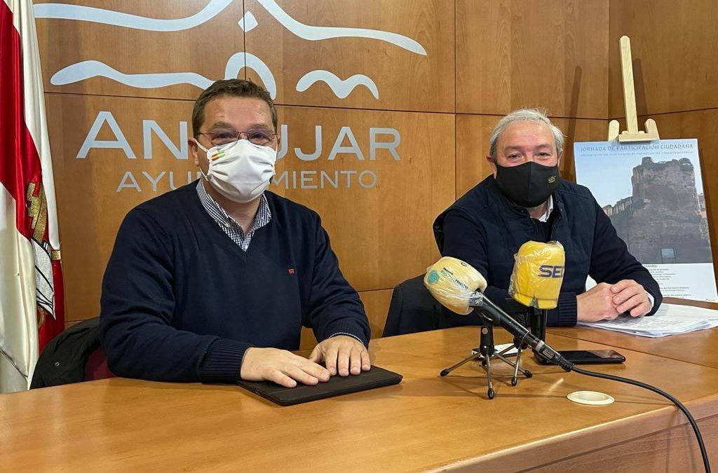 Una jornada para conocer el Plan Especial de Protección del Patrimonio de Andújar