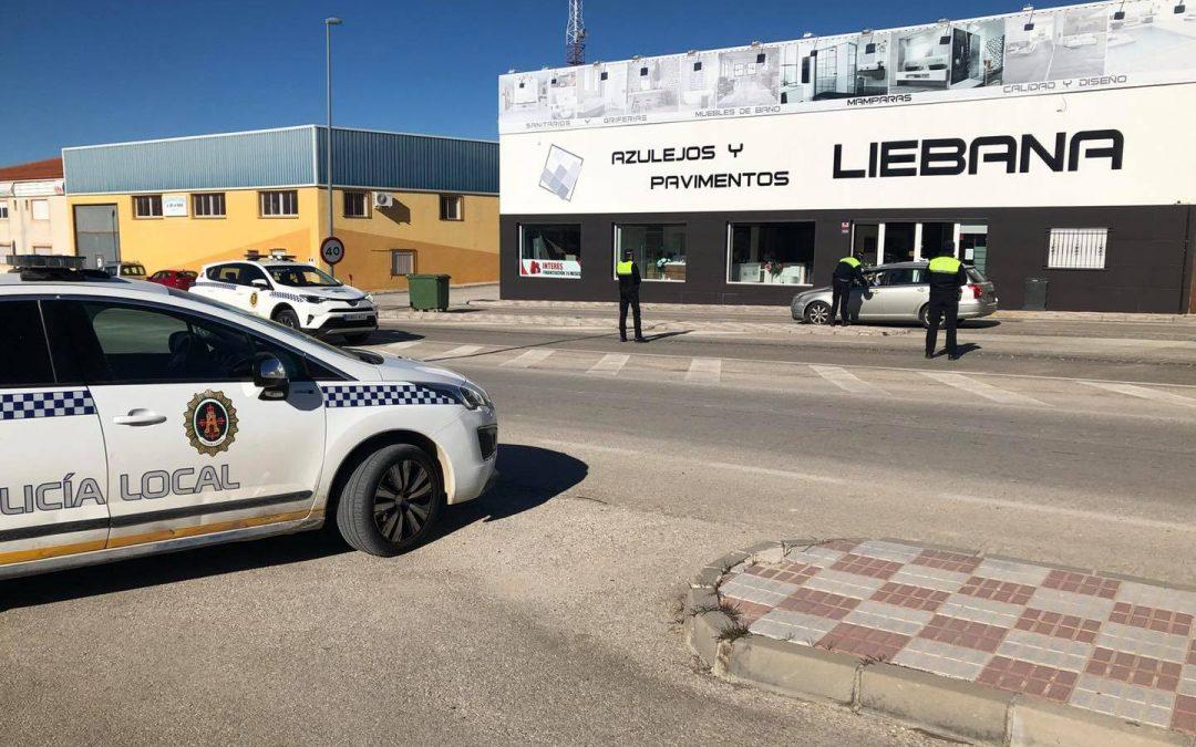 Torredonjimeno amanecerá mañana con cierre perimetral como otros 64 municipios jiennenses