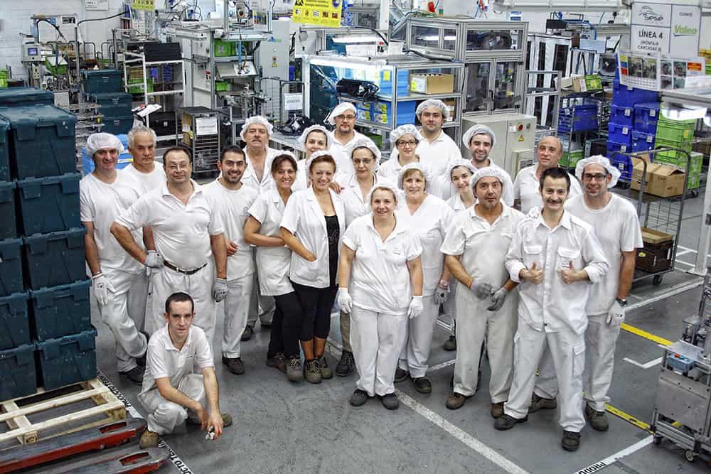 Diez años de producción y creación de empleo en Martos