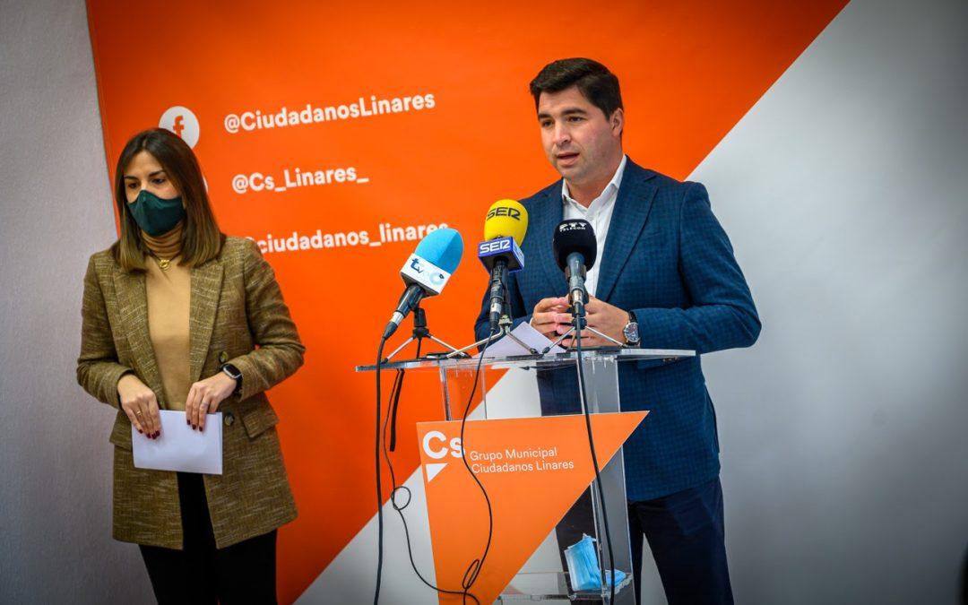 Ciudadanos valora las inversiones en Linares previstas en los presupuestos andaluces