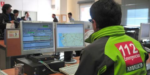 Un fallecido en accidente laboral en Alcaudete