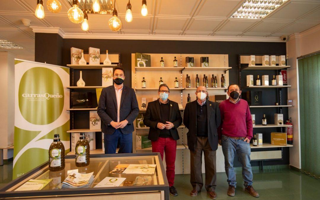 Alcaudete ya cuenta con un nuevo Museo del Aceite