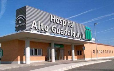 El PSOE reitera su apoyo a los trabajadores del Hospital Alto Guadalquivir