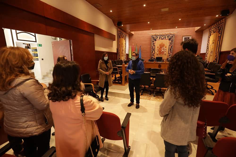 Finaliza el curso de Atención Sociosanitaria en Alcaudete