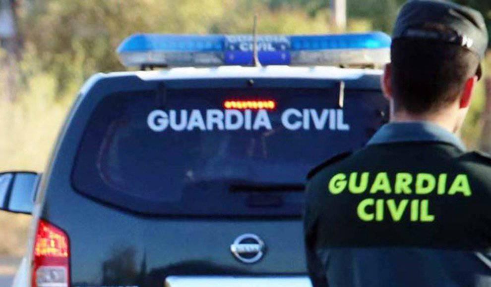 Cuatro heridos en accidente de tráfico en Torredonjimeno