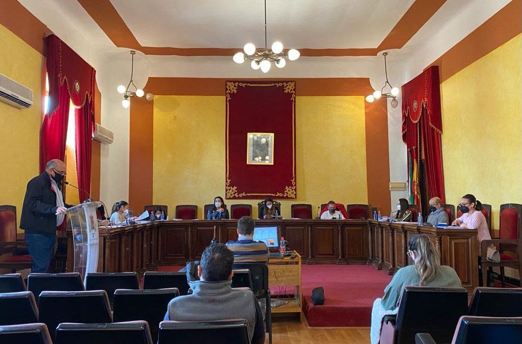 El Pleno aprueba los presupuestos para 2021