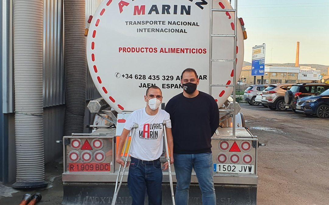 Nuevo apoyo para el nadador iliturgitano Miguel Ángel Tajuelo