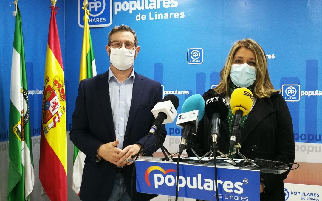 El PP denuncia el 'atropello' del Gobierno Central al recortar a Linares más de un 60% los fondos para luchar contra la violencia de genero