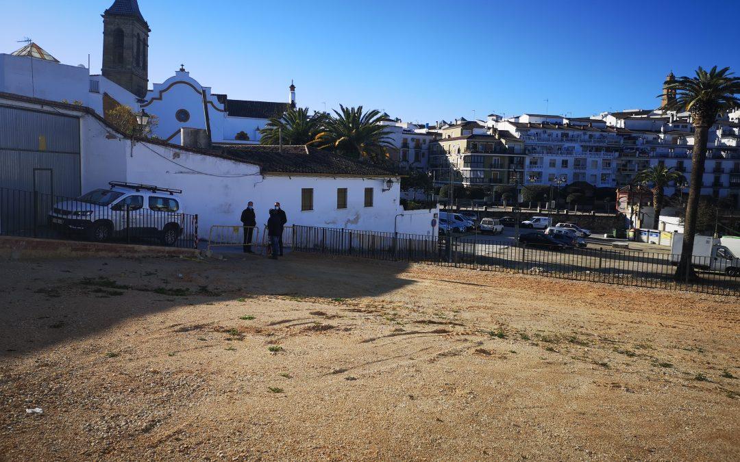 Arjona contará el lunes con nuevos espacios de aparcamiento