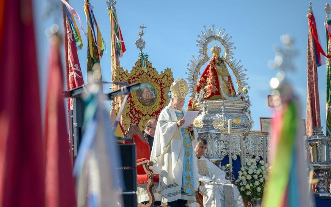 El Obispo de Jaén suspende la Romería de la Virgen de la Cabeza