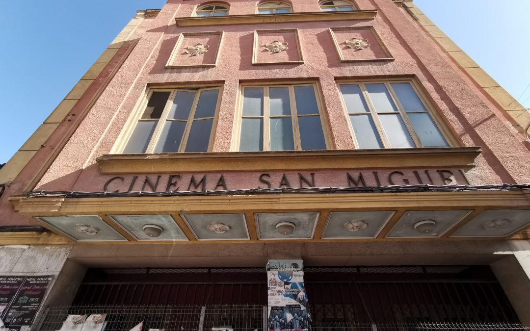 El Pleno de mañana abordará la modificación urbanística del Cine San Miguel