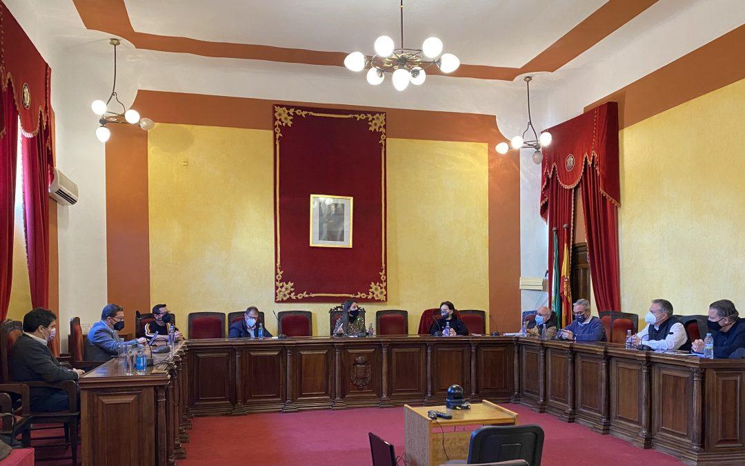 Los municipios de la Nacional IV alzan su voz