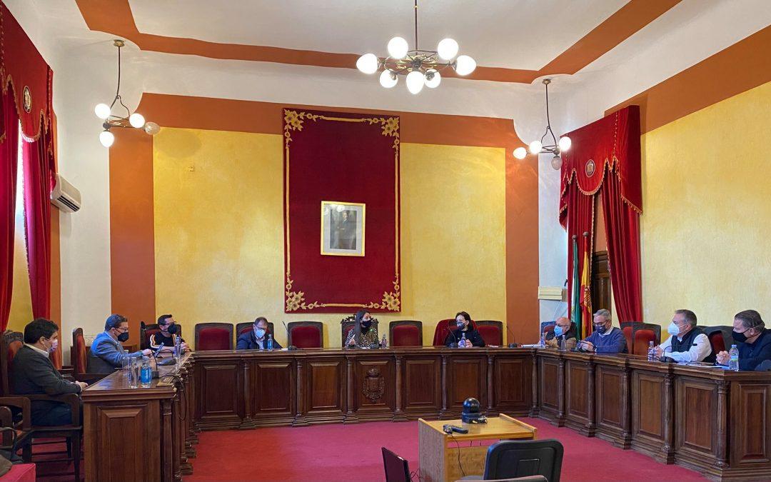 Los municipios del eje de la Nacional IV solicitan planes de reindustrialización