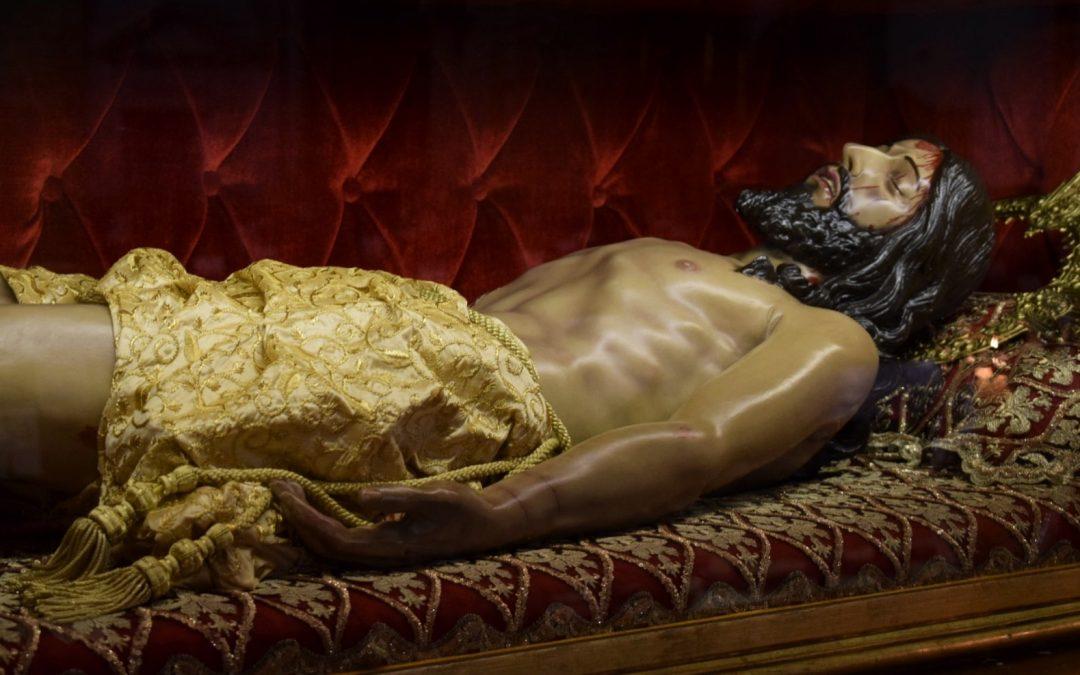 La Cofradía del Santo Sepulcro realizará los actos el Miércoles de Ceniza