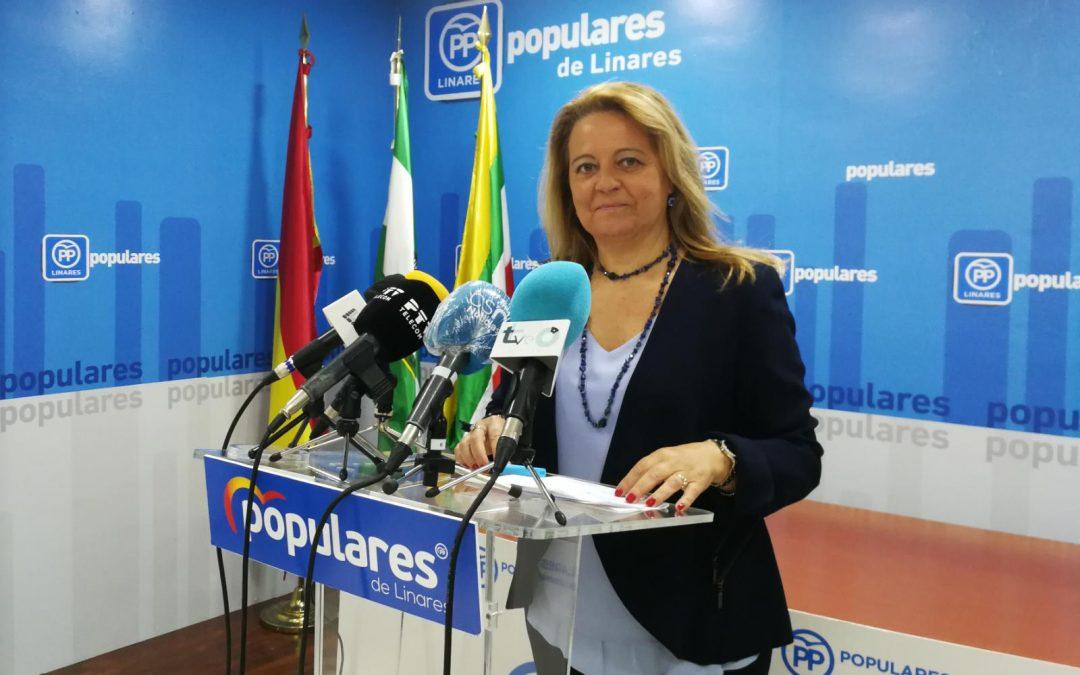 Iniciativa del PP para mejorar la conexión por tren de Linares con Madrid