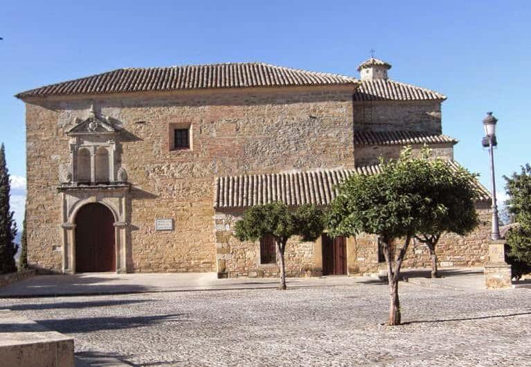 Un bien eclesiástico de Arjona, en el listado oficial de inmatriculaciones