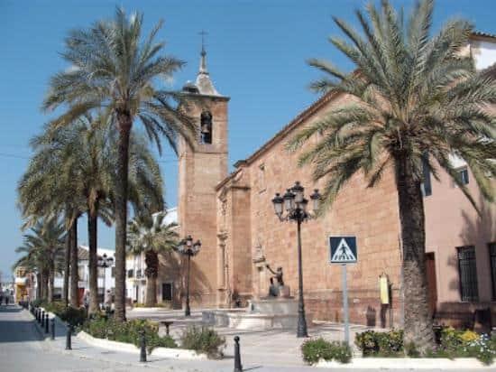 Tres bienes eclesiásticos de Villanueva de la Reina, en el listado oficial de inmatriculaciones