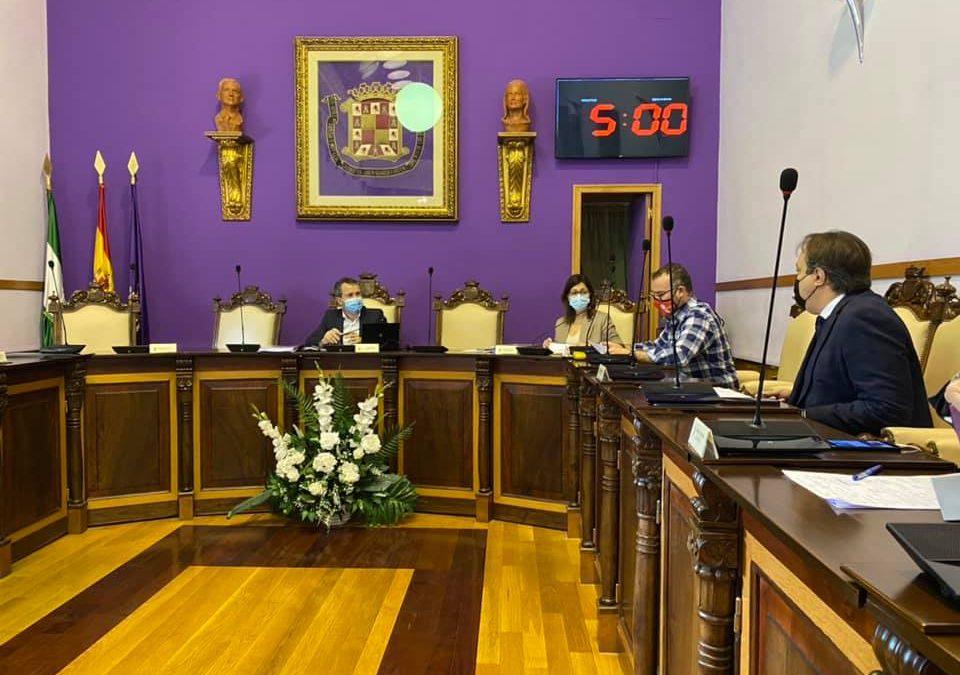 El Pleno aprueba la partida comprometida para poner en marcha el tranvía